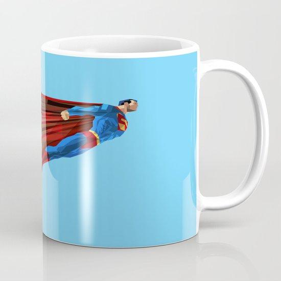 Man Up (blue steel variant) Mug