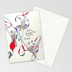 We are Great, Britain Stationery Cards