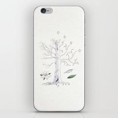 The White Tree of Gondor iPhone & iPod Skin