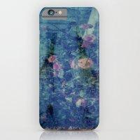 Double Exposed Nature iPhone 6 Slim Case