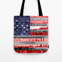My America Tote Bag