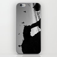 Arch Runner iPhone & iPod Skin