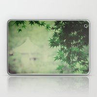 japanese serenity Laptop & iPad Skin