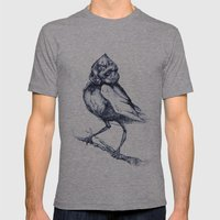 Do Not Kill The Mockingb… Mens Fitted Tee Athletic Grey SMALL