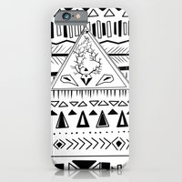 iPhone & iPod Case featuring N A T I V E by Fla'Fla'