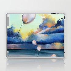 Balloons Over Water Laptop & iPad Skin