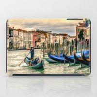 Venice Grand Canal iPad Case