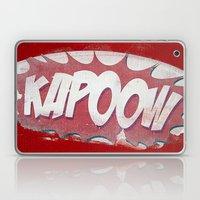 kapoow Laptop & iPad Skin