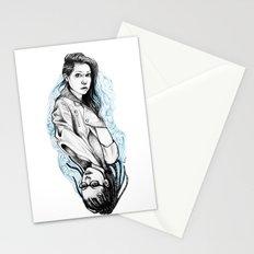 sarah and cosima Stationery Cards