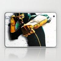 Dave Lizewski Laptop & iPad Skin