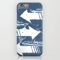 iPhone & iPod Case featuring Back to the Future Minimalist Poster by Punksthetic