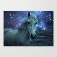 Fairy Tale Horse Canvas Print