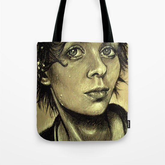 Drenched Breath (VIDEO IN DESCRIPTION!) Tote Bag