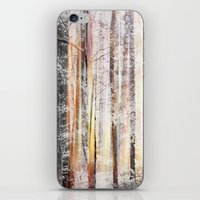 Winterwood iPhone & iPod Skin