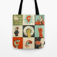 All The SIGNS Of A REVOL… Tote Bag