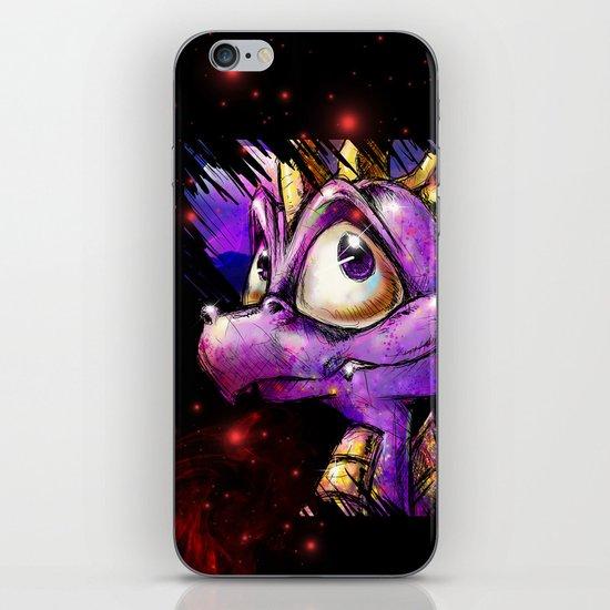 Spyro the Dragon iPhone & iPod Skin
