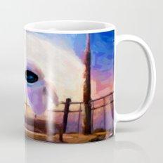 Wall-E & Eve - Painting Style Mug