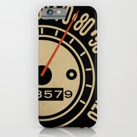 iPhone & iPod Case featuring Speed-O! by grant gay