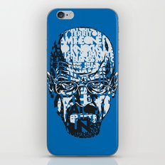 Heisenberg Quotes iPhone & iPod Skin