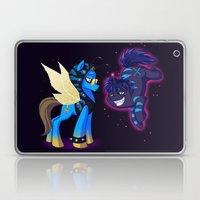 Mad T Ponies 'Absolem and Chesshur' Laptop & iPad Skin