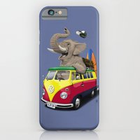 Pack the Trunk (colour) iPhone 6 Slim Case