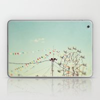 a summer day Laptop & iPad Skin