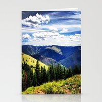 Vail Stationery Cards