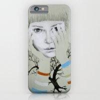 She, Tree iPhone 6 Slim Case