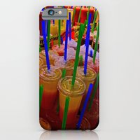 iPhone & iPod Case featuring Cold Chill by JuliHami