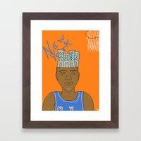 New York State of Mind Framed Art Print