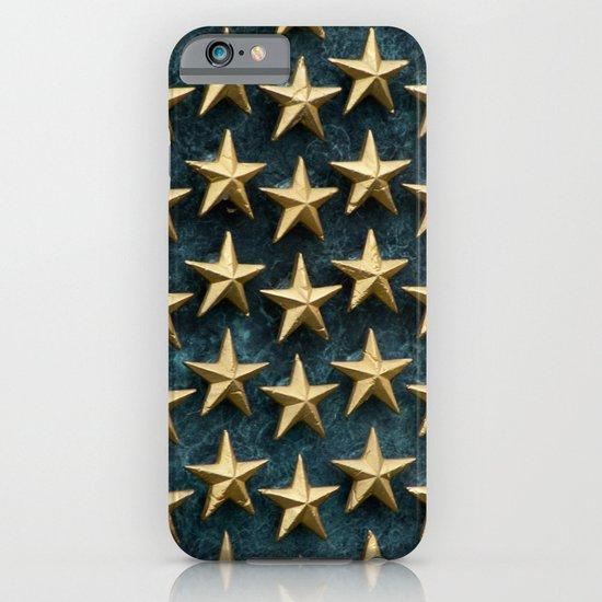 Our Heroes Stood For Us iPhone & iPod Case