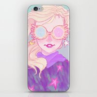 Luna Lovegood iPhone & iPod Skin
