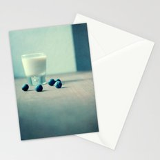 Blue Berry Milk Stationery Cards