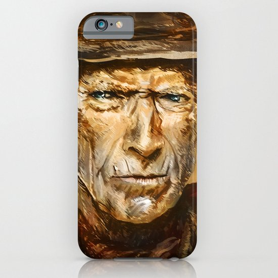 Gunslinger iPhone & iPod Case