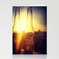 Corona Stationery Cards