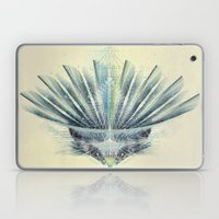 The Feathered Tribe Abstract / II Laptop & iPad Skin