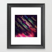 Wykk Wynn Framed Art Print