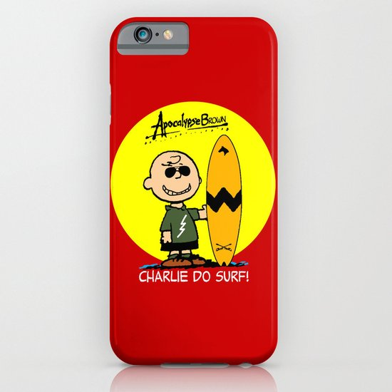 ApocalypseBrown iPhone & iPod Case