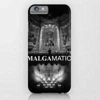 iPhone & iPod Case featuring Amalgamation #4 by Kent St. John