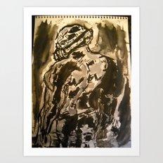 BANE Art Print