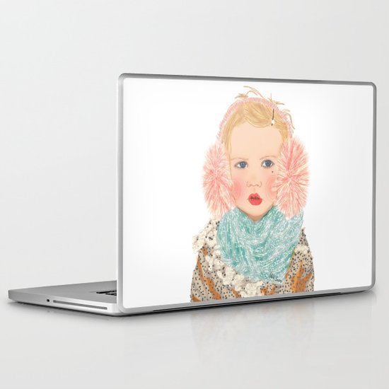 Baby Laptop & iPad Skin
