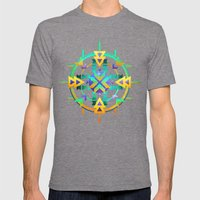 CBZL//Dreamcatcher Mens Fitted Tee Tri-Grey SMALL