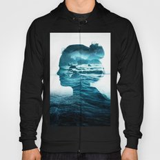 The Sea Inside Me Hoody