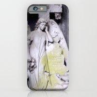 iPhone & iPod Case featuring Blue angel by Marieken