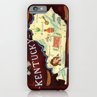 Kentucky iPhone 6 Slim Case