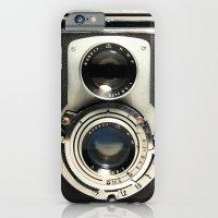 Vintage Camera iPhone 6 Slim Case