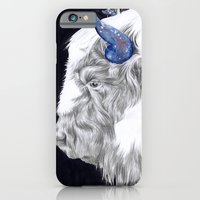 Space Cow iPhone 6 Slim Case