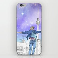 Until The Daylight - Berlin Comic - Piece 2 iPhone & iPod Skin