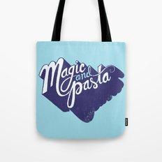 Life: Magic & Pasta Tote Bag