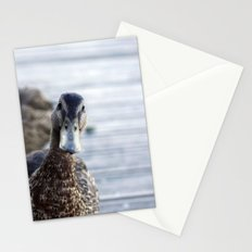 Curious duck Stationery Cards